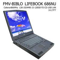 士通 FMV-686NU(256MB)(Office2007)【中古パソコン】